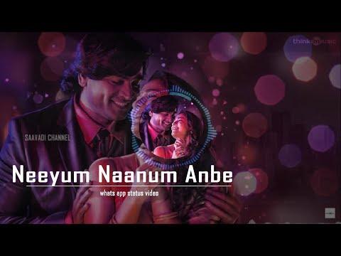 Imaikkaa Nodigal ¦ Neeyum Naanum Anbe Song ¦ Hiphop Tamizha ¦ Vijay Sethupathi, Nayanthara, Atharvaa Mp3