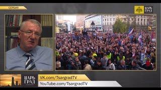 Сербский политик Шешель: Мы против  унизительной евроинтеграции и антироссийских санкций