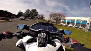 Honda GL1800 DCT!! • I Had Technical Issues! | TheSmoaks Vlog_1216