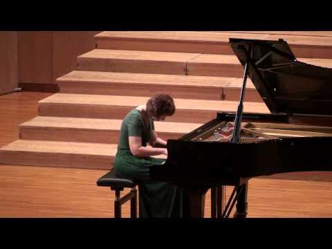 Bach - WTC-I 10-Prelude and Fugue in E minor BWV 855 - Kuschnerova