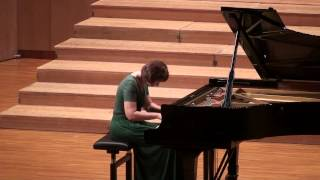 Bach - WTC-I 10-Prelude and Fugue in E minor BWV 855 - Kuschnerova