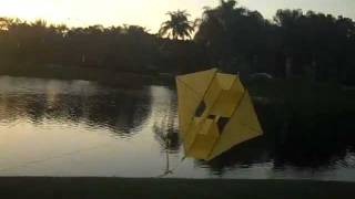 Kiteconstructors.com- Homemade Winged Box Kite 4 Of 4