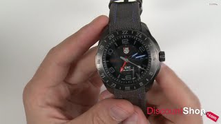 Luminox 5121 SXC Space GMT - review by DiscountShop.com