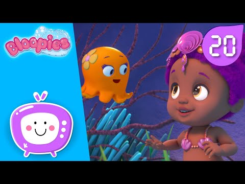 super-friends-🎈-bloopies-🧜♂️💦-shellies-🧜♀️💎-cartoons-and-videos-for-kids-in-english