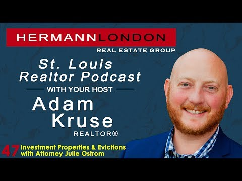 Ep  47 St  Louis Realtor Podcast With Adam Kruse-Julie Ostrom