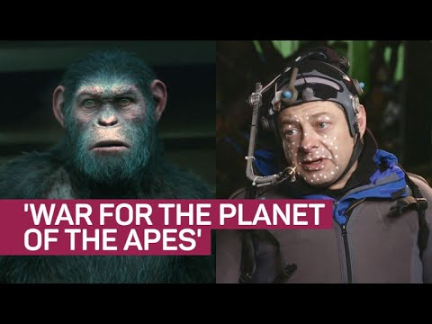 Andy Serkis: The Godfather of Motion Capture Talks Tech (CNET News)