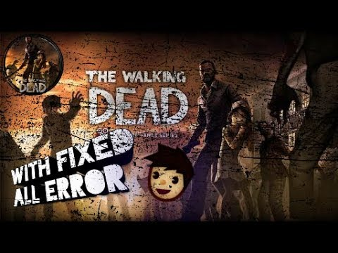 How  To Download The Walking Dead  1 All Episode Free / With All Error Fixed