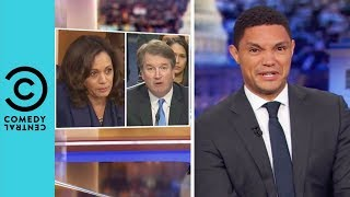 Senator Kamala Harris Brings The Heat | The Daily Show With Trevor Noah