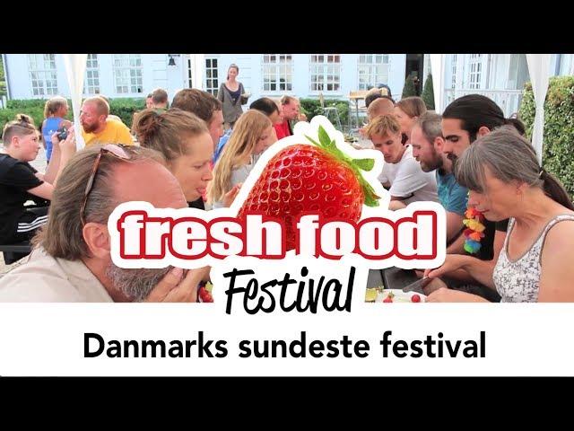 Genvind humøret og energien på Danmarks sundeste festival