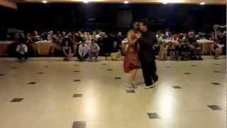 michelle + joachim |TangON Focus Bucharest 2012 Milonga