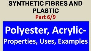 synthetic yarn manufacturing process