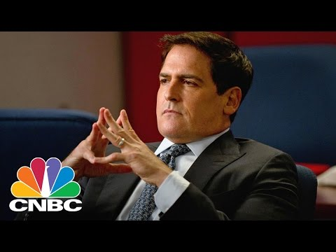 Mark Cuban Takes Issue With President Donald Trump's Management Style | Squawk Box | CNBC