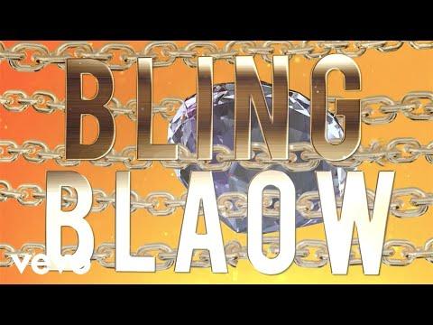 Nef The Pharaoh - Bling Blaow (Lyric Video) ft. Slimmy B