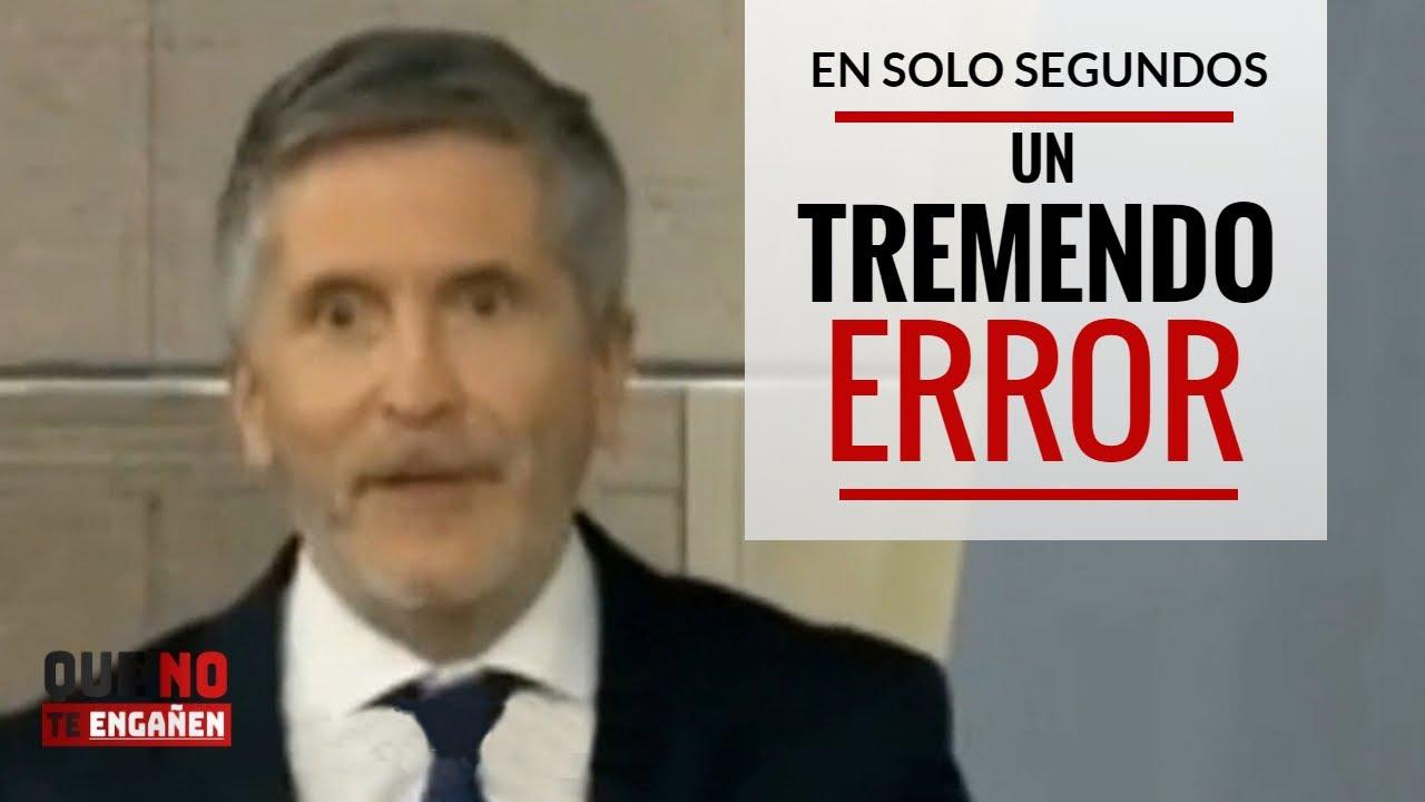 Increíble descuido: 27 segundos que pueden acabar con el Gobierno PSOE/Podemos