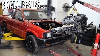 Issues with the DRIFT TRUCK...Pulling the motor to fix it! thumbnail