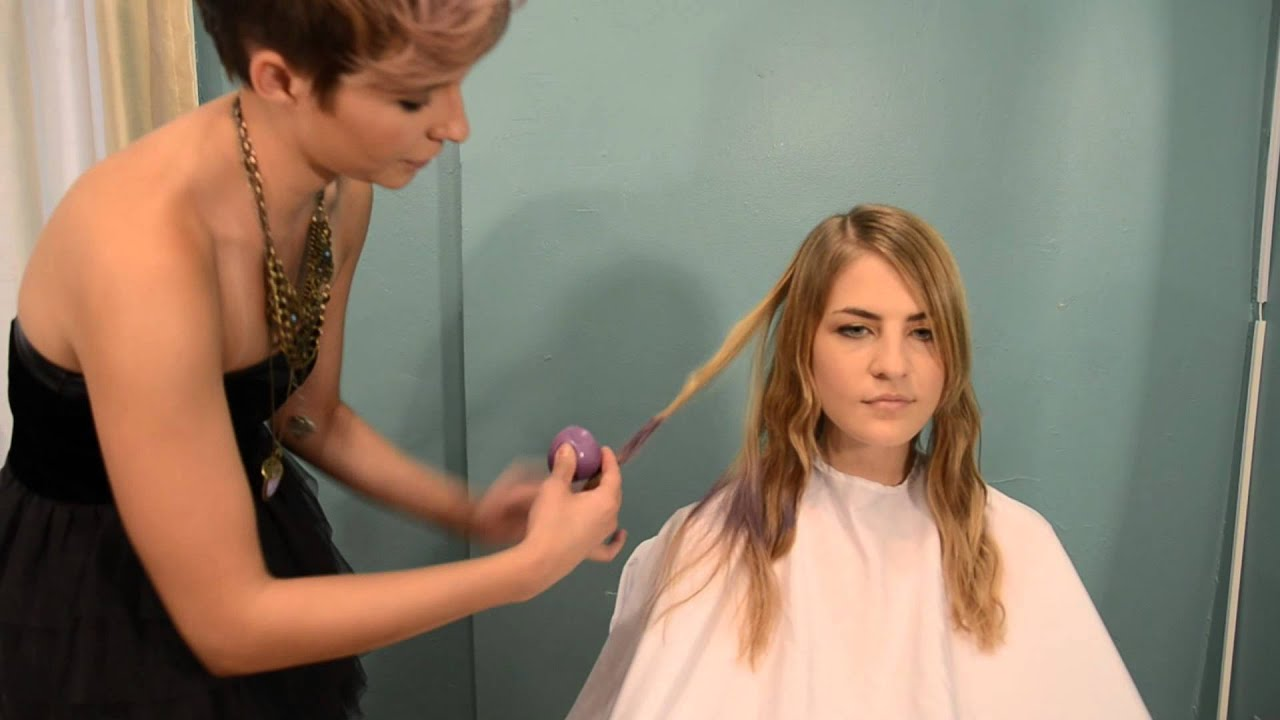 ombre color with kevin murphy color bugs at lucy pop hair salon youtube - Color Bug Kevin Murphy
