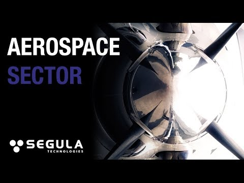 Aerospace sector at Segula Technologies - 2017