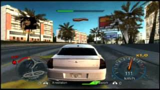 PS2 NFS Undercover Career Mode #056 Mission Appâter et Fuir