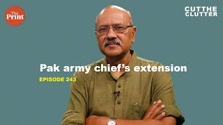 Gen Bajwa gets 3-yr extension : Why average tenure of Pak Army chief is twice as long as India's