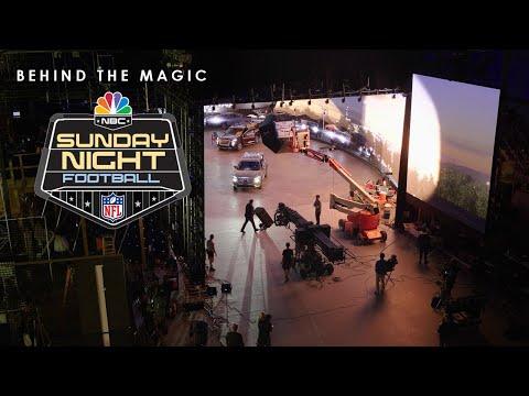 Behind the Magic - Sunday Night Football