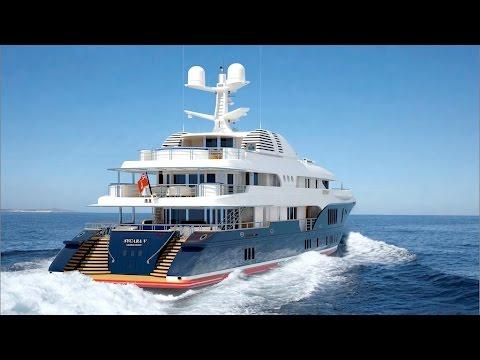 Luxury Sycara V Superyacht (by Nobiskrug)