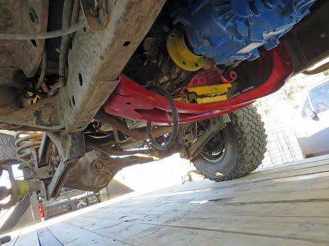 Second Gen Dodge Ram  Project Overkill Tranny Rebuild Part