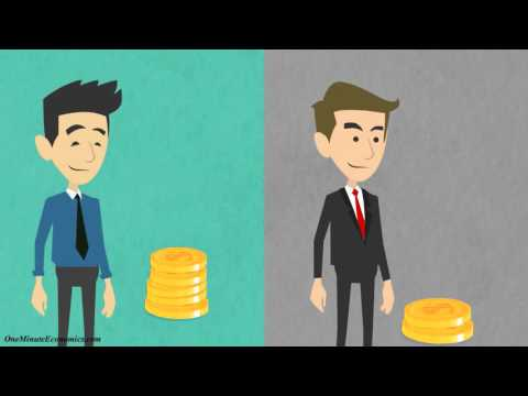 Deflation Explained in One Minute