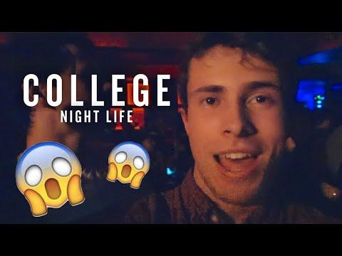 COLLEGE NIGHT LIFE: Boston University (vlog)