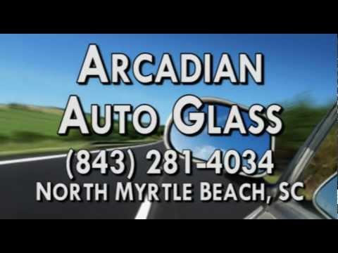Auto Glass Shop, Install Windshields in North Myrtle Beach SC 29582