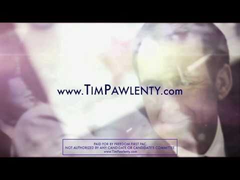 "Tim Pawlenty - ""T-Paw in New Hampshire"""