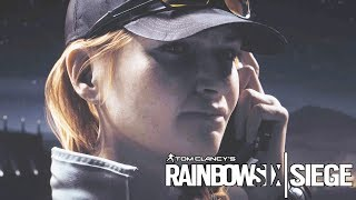 Rainbow 6 Siege Operation Chimera OUTBREAK All Cutscenes Movie (Game Movie)
