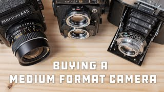 Buying Your First Medium Format Camera - SLR vs TLR vs Rangefinder