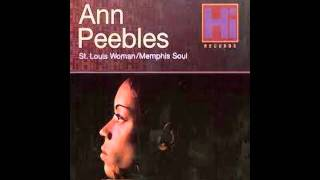 Ann Peebles - Slipped Tripped And Fell In Love.
