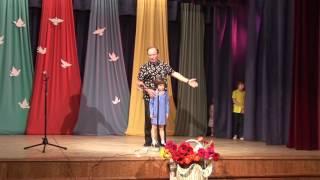3. Соня Стадник - стихотворение  Театр-студия Палмэ. Открытый урок-концерт, 2017 г.