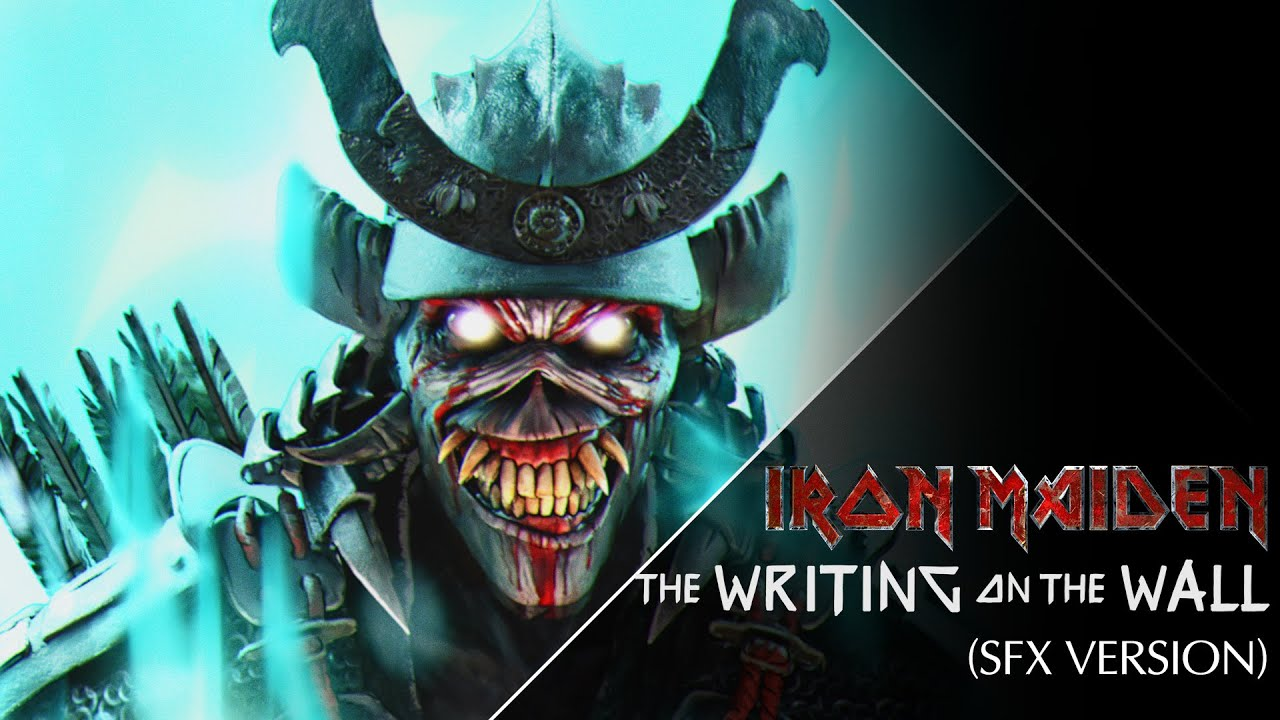 Download Iron Maiden - The Writing On The Wall (SFX Version)