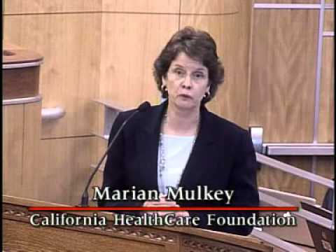 Joint Informational Hearing: Implementation of Federal Health Care Reform 5/12/2010