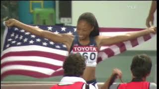 Allyson Felix 100m