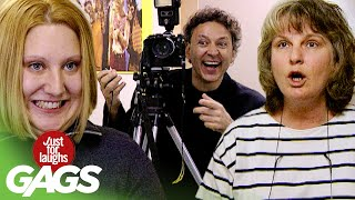Best of Picture Pranks | Just For Laughs Compilation