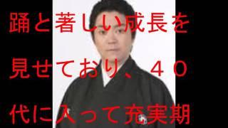 歌舞伎俳優の尾上松緑(41)が、01年に結婚した素子さん(41)と...