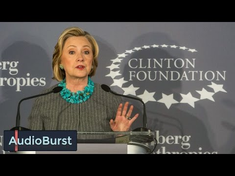 Why The Clinton Foundation Donations Did Not Influence State Dept. Decisions, According To Forme...
