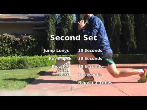 Full Body High Intensity Circuit Training (HICT)