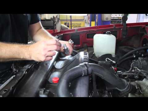 Air Conditioning Install - Vintage Air Gen IV SureFit - Chevy C10 Truck A/C