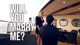 Engagement Proposal on the Disney Cruise! (Part 2)