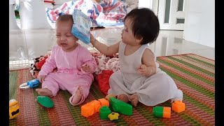 Cutest Baby Family Moments 1 - Fun and Fails Baby Video new 2019