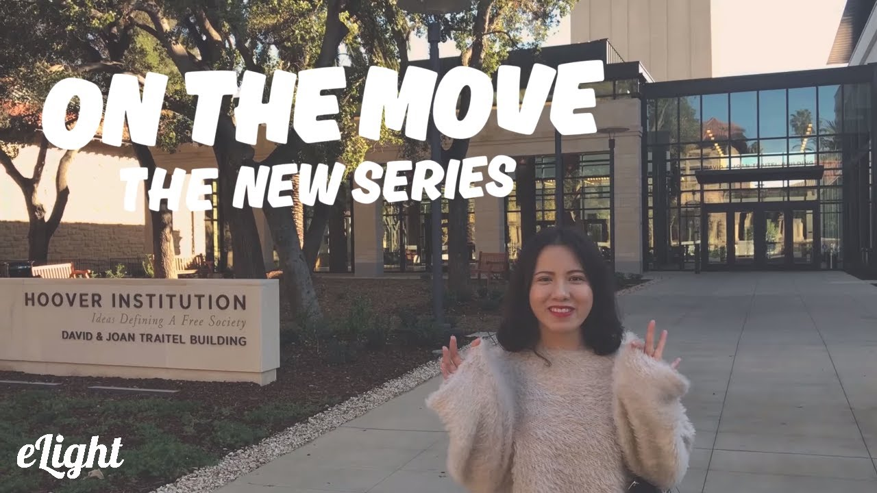 [Trailer] Học tiếng Anh qua new series ELIGHT ON THE MOVE ...