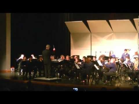 Belvidere South Middle School's Winter Concert, 8th Grade: Twenty Carols in (less than) Two Minutes