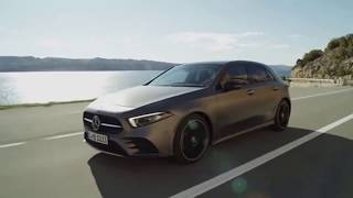 2019 Mercedes A-Class revealed, and it doesn