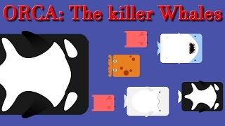 Deeeep io all animal || ORCA: The Killer Whales