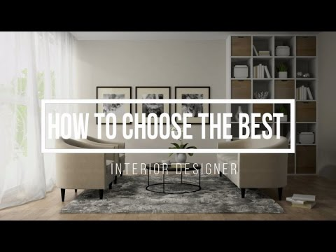 Choose The Best Interior Designer In Austin