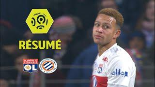 Olympique Lyonnais - Montpellier Hérault SC (0-0)  - Résumé - (OL - MHSC) / 2017-18